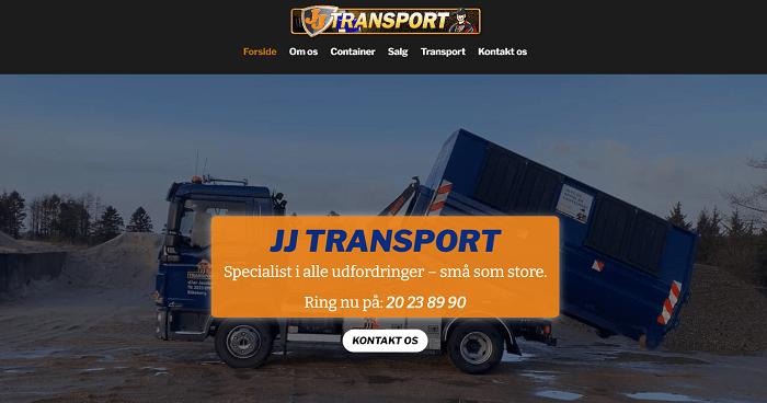 JJ Transport billede