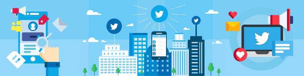 Twitter for virksomheder