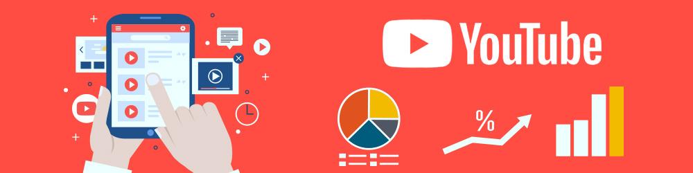 Komplet marketing Youtube